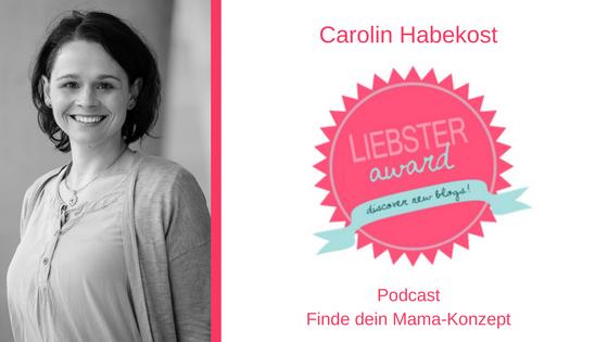 #022 Liebster Award (Fragen von Kerstin Wemheuer)
