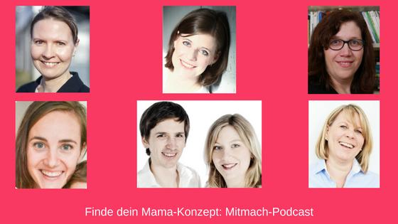 Mitmach-Podcast: Wann war für dich der passende Zeitpunkt für den Wiedereinstieg?