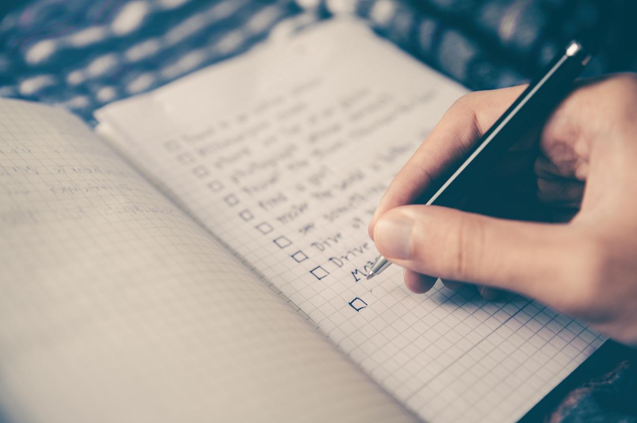 Vereinbarkeit von Beruf und Familie: To Do Listen können helfen