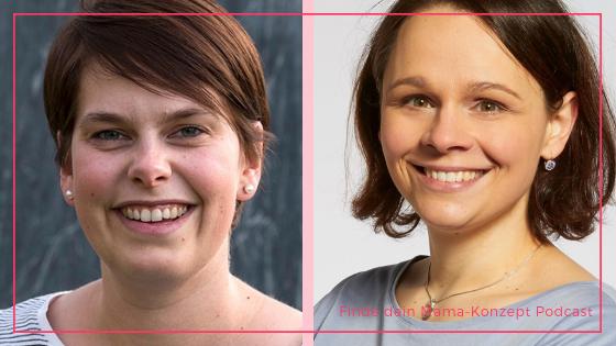 #094 Zeitmanagement für Mütter Tipps von Jana Heinzelmann und Carolin Habekost