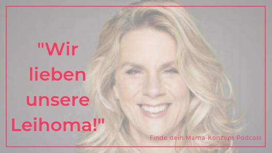 #104 Mama-Geschichte mit Julia Schmidt-Jortzig vom ELTERNgespraech Podcast