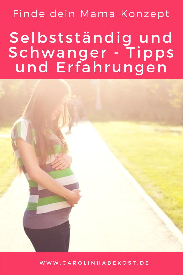 Wiedereinstieg als Selbstständige nach Schwangerschaft