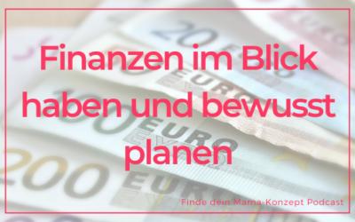 #126 Finanzen als berufstätige Mutter planen – Expertin Anette Weiß im Interview