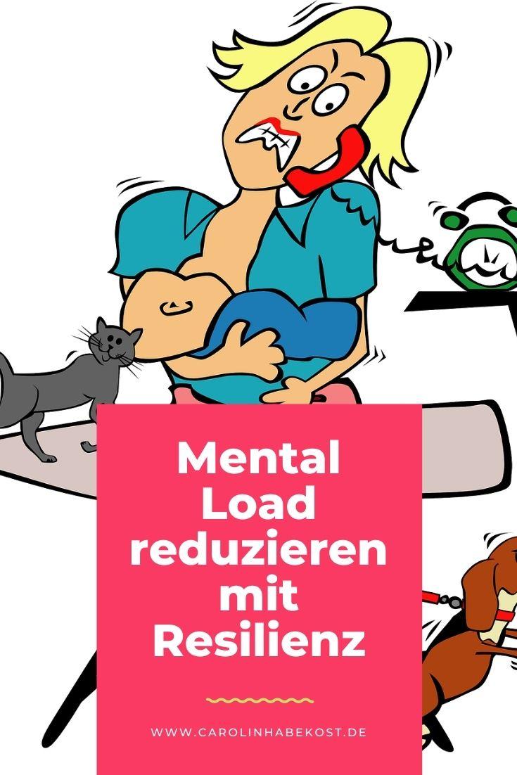 Mental Load - wenn Mamas an alles denken müssen