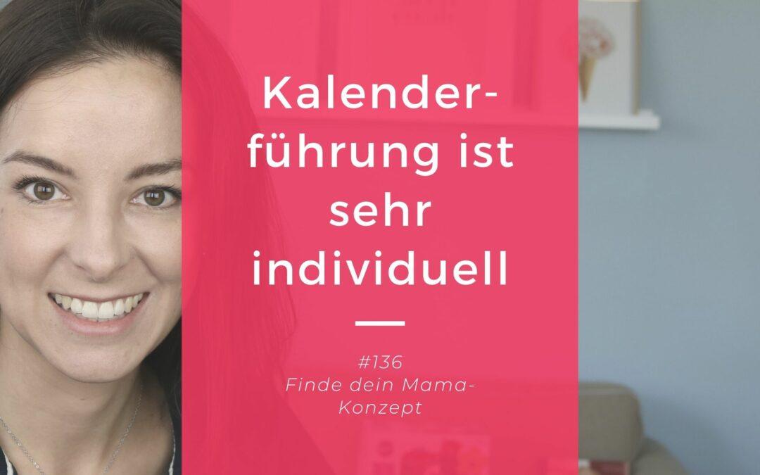 #136 Kalenderführung für berufstätige Mütter – Interview mit Kathrin von GabelSchereblog