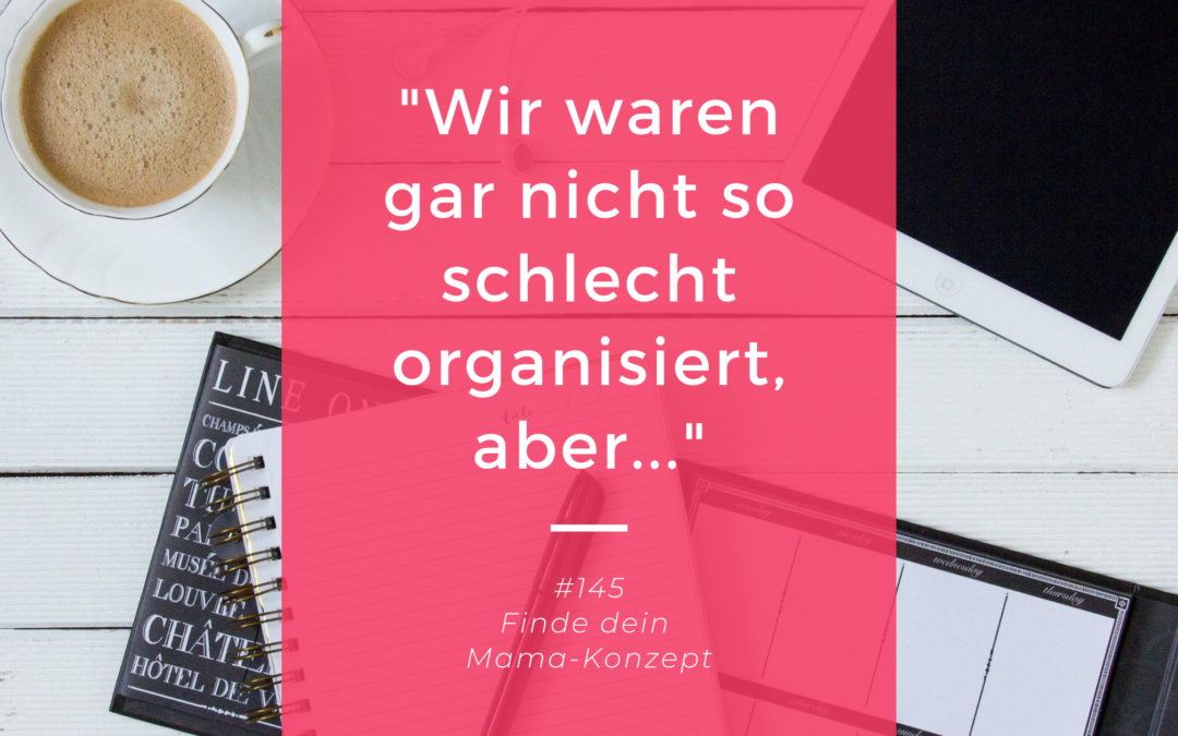 #145 Anti-Stress Organisation – Interview mit Maria