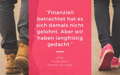 """#150 """"Unsere Beziehung ist mit der 50 : 50 Aufteilung immer stabiler geworden."""" – Hanna Drechsler im Interview"""